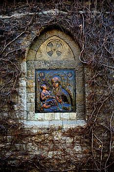ruzica Church Belgrade by Stelios Kleanthous