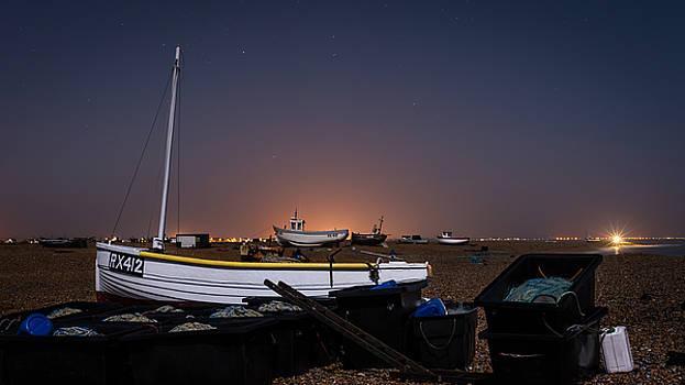 RX412 Under The Moon Light by David Attenborough
