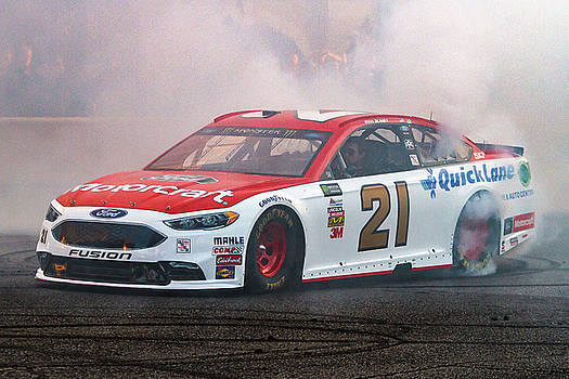 Ryan Blaney by James Marvin Phelps