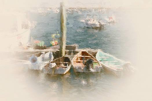 Rye Harbor Rides by Tricia Marchlik