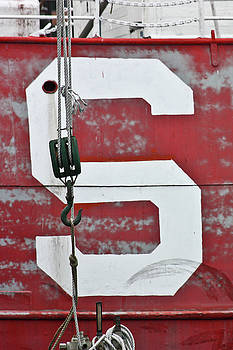S is for ... by Sarah Stollberg