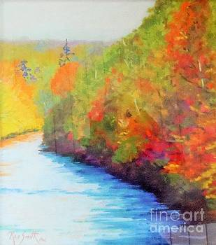 Sackville River  by Rae  Smith PAC