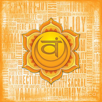 Sacral Chakra - Awareness by David Weingaertner