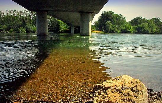 Joyce Dickens - Sacramento River At North Street Anderson CA 026