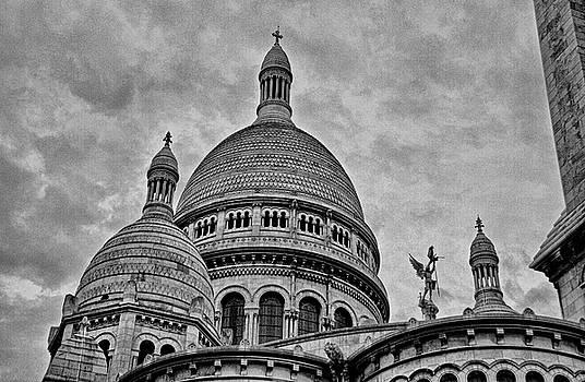 Robert Meyers-Lussier - Sacre-Coeur Basilica Study 2