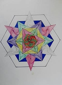 Sacred circle by Jesus Nicolas Castanon