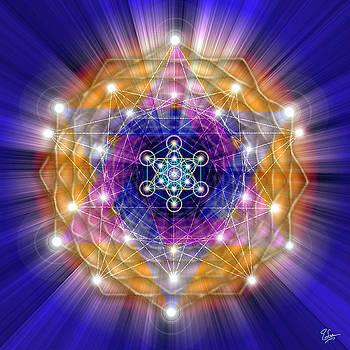 Endre Balogh - Sacred Geometry 23