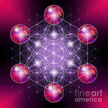 Alexa Szlavics - Sacred Geometry Metatron