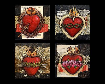 Sacred Hearts by Candy Mayer
