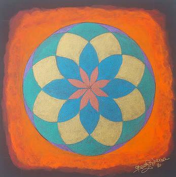 Sacred Math Seed by Greg Roberson