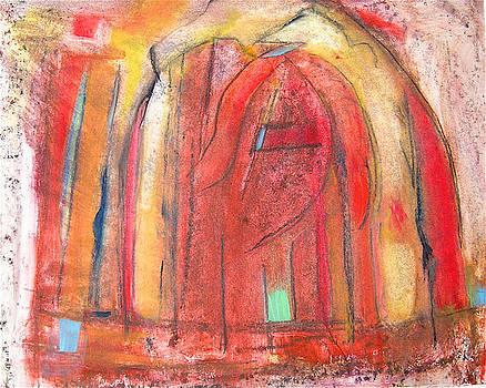 Sacred Space by Simi Berman