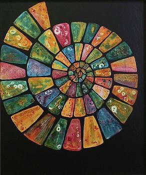 Sacred Spiral by Susan Himmel