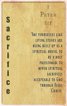 Sacrifice 43 by David Norman