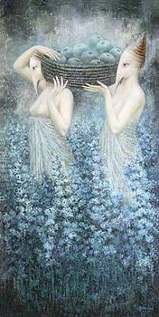 Sacrifiction in the Moon Light by Lolita Bronzini