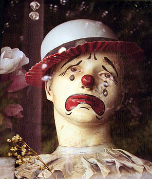 Sad Clown by Brande Barrett