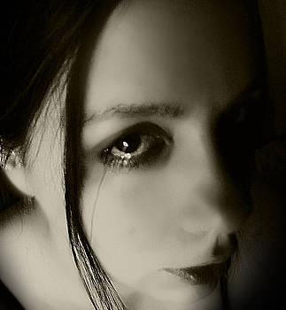 Sad Eyed Angel by Heather King
