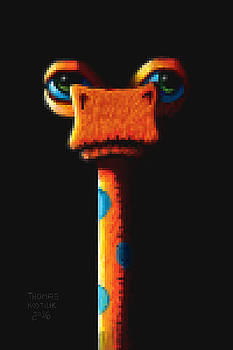 Thomas Olsen - Sad Giraffe