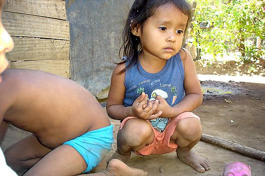 Kelvin - Sad Little Girl