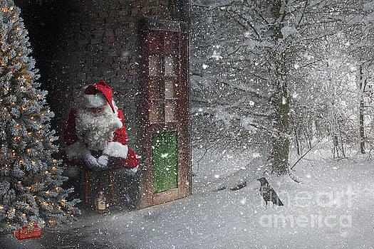 Sad Santa by Jim Hatch