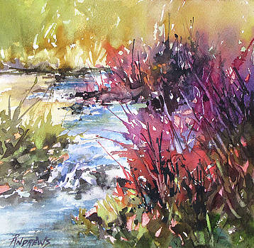 Saddle Creek Blush by Rae Andrews
