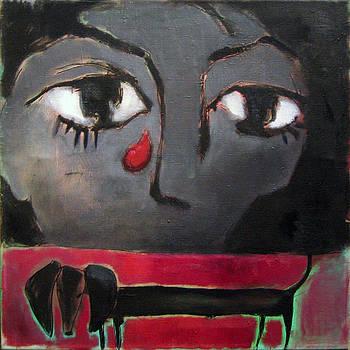 Sadness by Agnese Kurzemniece