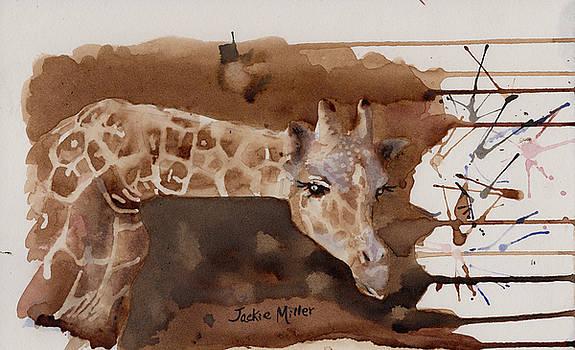 Safari Selfie by Jackie Little Miller
