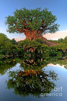 Safari Village Tree Of Life by Gary Keesler
