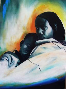 Safe in the Arms of Love by Eziagulu Chukwunonso