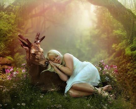 Safe sleep by Cindy Grundsten