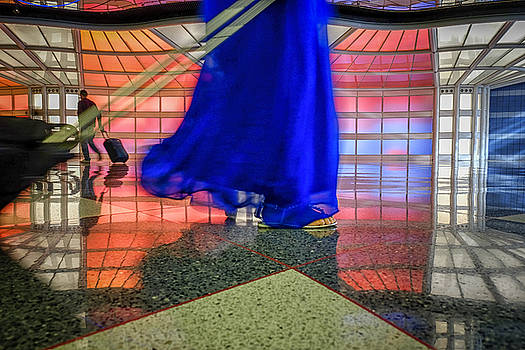 John McArthur - Saffron Dress