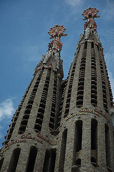 Sagrada Familia by Al Junco
