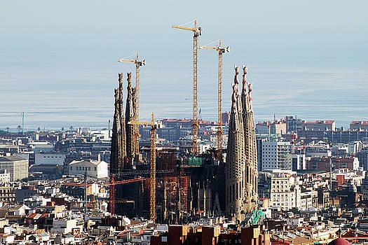 Ramunas Bruzas - Sagrada Familia