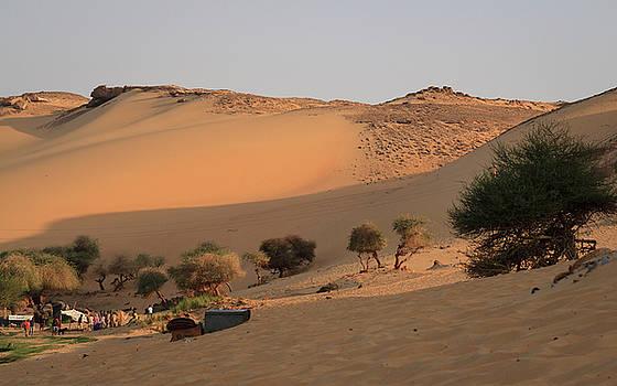 Silvia Bruno - Sahara desert