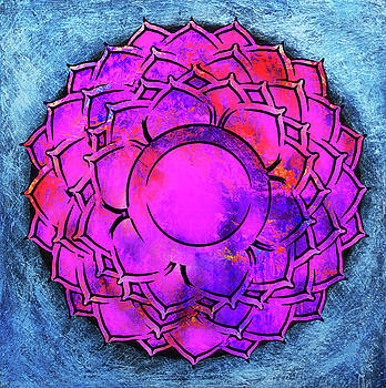 Sahasrara Chakra by Stephen Humphries