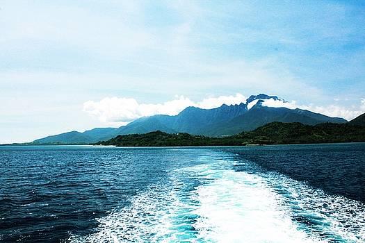 Sharmaigne Foja - Sail Away Blue