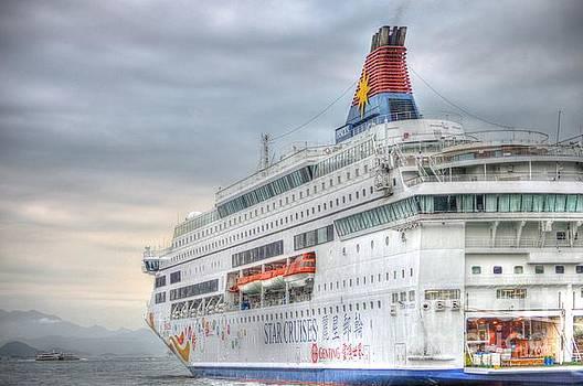 Sail Away Hong Kong by Bill Hamilton