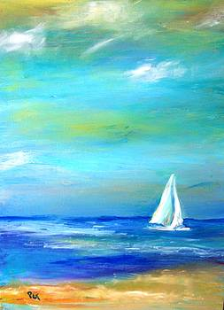 Patricia Taylor - Sail Away In Tropical Waters