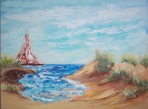 Sail Away by Mary Sedici