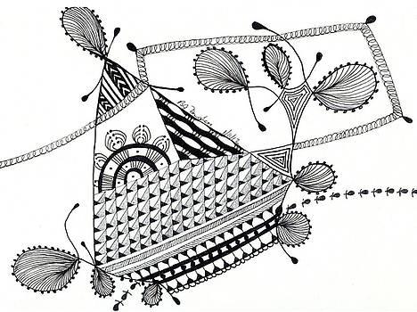 Bev Donohoe - Sail Boat