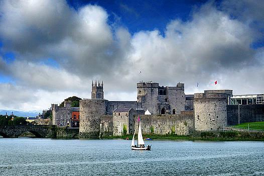 Dominick Moloney - Limerick Sail boat King John