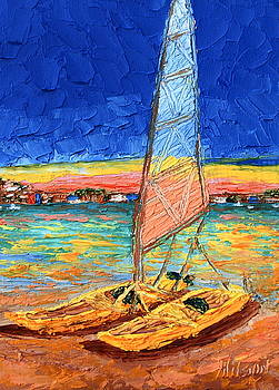 Sail For Two by Chrys Wilson