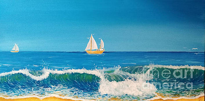 Sail by Heather James