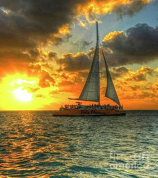 Sail into the Sunset by Debbi Granruth