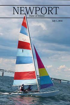 Sail Newport by Robin-Lee Vieira