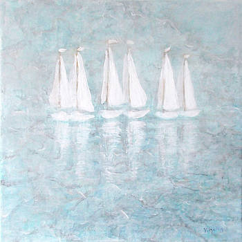 Sailaway by V.Kelly by Valerie Anne Kelly