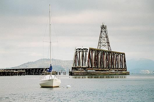 Sailboat Bridge by Brent Easley