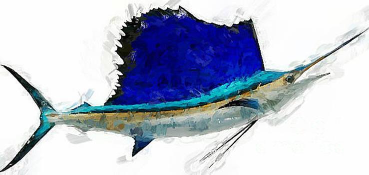 Sailfish by Jennifer Capo