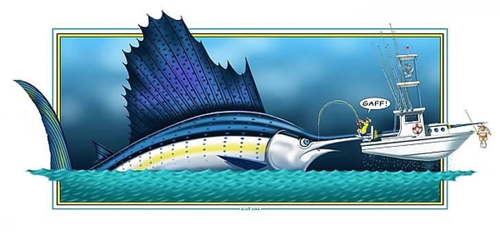 Sailfish by Scott Ross