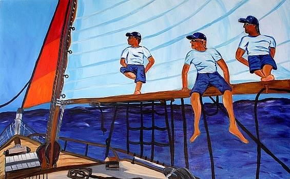 Sailin' High  by Victoria  Johns