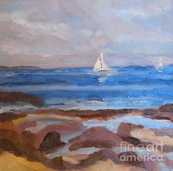 Sailing Along  by Colleen Kidder